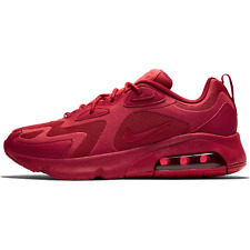 Nike Air Max 200 CU4878-600 University Red Men's Sportswear Running Shoes NEW!