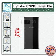 Back Protector Skin Cover For SAMSUNG Galaxy NOTE 8 TPU FILM Hydrogel