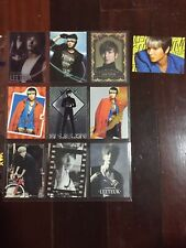 Super Junior Star Collection Card Leeteuk Official SM Kpop 10 Pcs