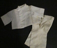 Doll Terri Lee Clothing Jerri Lee Doctor Uniform  tagged 1950s