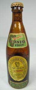GUINNESS STOUT Orig Old Miniature Souvenir Beer Bottle 1759-1959 Bi-Centenary