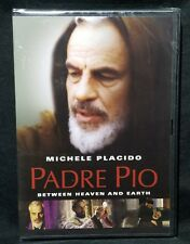 Padre Pio: Between Heaven and Earth DVD Michele Placido - NEW REGION 1
