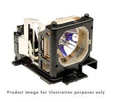 Panasonic Proyector Lámpara pt-ax100e Original Lámpara Con Reemplazo De Carcasa