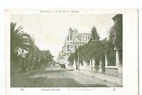 POSTCARD ARGENTINA , BUENOS AIRES , AVENIDA ALVEAR