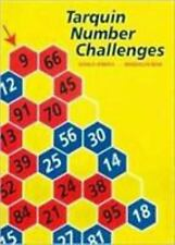 Tarquin Number Challenges (Paperback or Softback)