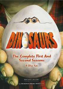 Dinosaurs: The Complete First and Second Seasons [New DVD] Boxed Set, Repackag