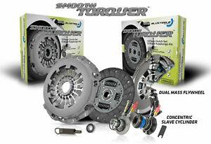 Blusteele Dual Mass Flywheel Clutch Kit for Holden Astra AH 1.9 CDTi Z19DT SLAVE