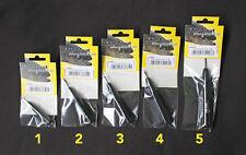 FTM Vorfachtasche Tasche mit Montageröllchen 10 Stück Fishing Tackle Max Vorfach