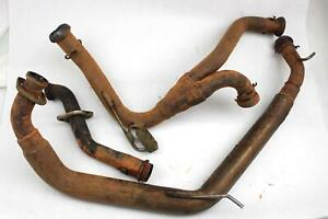 11-19 Can-Am Commander 800 800R 1000 OEM EXHAUST HEADER PIPES SET  707600639