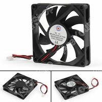 1Pcs DC Brushless Cooling PC Computer Ventilador 5V 8015s 80x80x15mm 2 Pin Fan