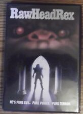 RAW HEAD REX (DVD) RARE, AUTHENTIC PIONEER USA VERSION 1987,OOP
