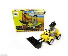 New Kidoloop Kids Building Brick Block Construction Vehicle 39 pcs Soil Liftter