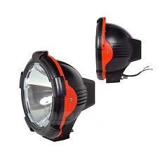 2pcs 7inch 35w Xenon HID Work Light spot flood FOR ATV SUV Jeep lamp Offroad 12v