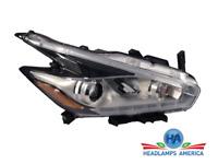 OEM Headlight - Nissan Murano (W/LED) W/Platinum Model 15-18 Rh