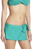 Tommy Bahama Green Skirted Hipster Bikini Bottom Various Sizes NWT $72