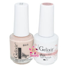 GELIXIR Soak Off Gel Polish Duo Set (Gel + Matching Lacquer) - 002