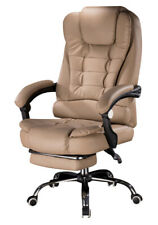 (4 colors)Chair office chair computer boss chair chair with footrest