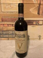 Vino 1998 Chianti classico Villa vistarenni 12,5% 75cl