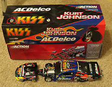 KISS KURT JOHNSON DIE CAST CAR
