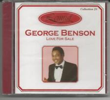"GEORGE BENSON ""Love For Sale"" CD Welt Records,500028-2 - NEU & OVP"
