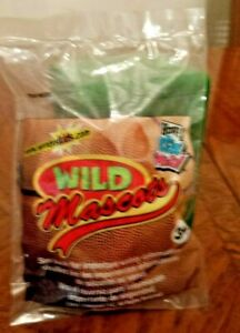 Wendy's Wild Mascots Kids Meal Toy 2005 Bee #21 Sealed New