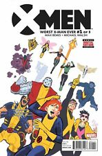 X-MEN WORST X-MAN EVER #1 NEAR MINT 2016 UNREAD MARVEL COMICS bin-2017-6480