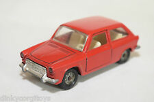 MEBETOYS A-5 A5 A 5 AUTOBIANCHI AUTO BIANCHI PRIMULA RED EXCELLENT CONDITION