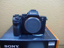 Sony A7II α7 II E-mount Camera with Full Frame Sensor LNIB Rarely Used VNICE!!!