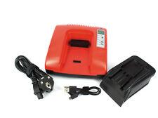 powersmart Cargador de Batería para FESTOOL 498343 ,BPC 15 ,18 ,BPS 15 ,491821