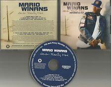 MARIO WINANS & LIL FLIP & BLACK ROB Never  /This is EDIT & INSTRUMENTAL PROMO CD