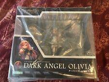 KOTOBUKIYA Rage of Bahamut Dark Angel Olivia BRAND NEW!