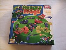 Hungry Frogs - My Traditional Games - Kandy Toys UK