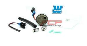 WALBRO 450 LPH FUEL PUMP KIT E85 COMPATIBLE / 450 LPS KRAFTSTOFFPUMPE