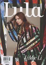 Lula Magazine #18 fashion women Cover 2 LYKKE LI