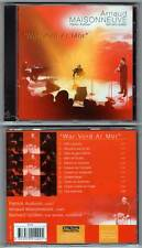 "ARNAUD MAISONNEUVE ""War Vord Ar Mor"" (CD) 2000 NEUF"