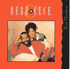 Bebe Winans & Cece : First Christmas CD