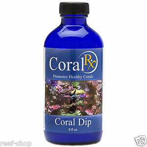 Coral RX Regular Coral Dip 8oz Coral Pest Eradication & Cleaning Free USA Ship