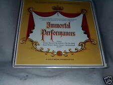 Immortal Performances Billie Holiday Caruso Sealed LP