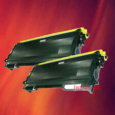 2 Toner Cartridge TN-350 for Brother MFC-7220 MFC-7820N