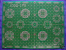 UNIVERSAL PROTOTYPING PCB FOR TUBE CIRCUIT
