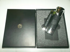 ACCENDINO RICARICABILE EGOIST FIAMMA TURBO SIGARO BLACK CIGAR LIGHTER GIFT BOX