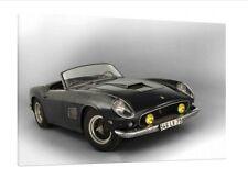 1961 Ferrari 250 GT SWB CALIFORNIA SPIDER - 30x20 pouces toile-Encadrée Photo