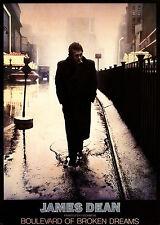 Gottfried Helnwein-James Dean-1987 Poster