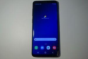 Samsung Galaxy S9 SM-G960F - 64GB - Black (Unlocked) Smartphone (Dual SIM)
