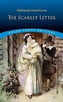 The Scarlet Letter [Dover Thrift Editions] by Nathaniel Hawthorne , Paperback