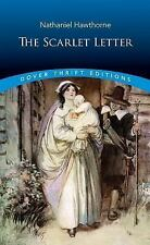 The Scarlet Letter (Dover Thrift Editions), Nathaniel Hawthorne, 0486280489, Boo