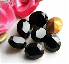 Any Purpose Black 10 - 10.9 mm Size Jewellery Beads