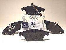 Mercedes Benz Rear Brake Pads Pad Set GENUINE w/Sensor C250 C300 C350 E350 E550