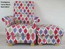 Fabric Living Room Chairs 2 Pieces