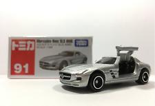 takara tomy tomica car toy car model mercedes benz SLS AMG collectables diecast